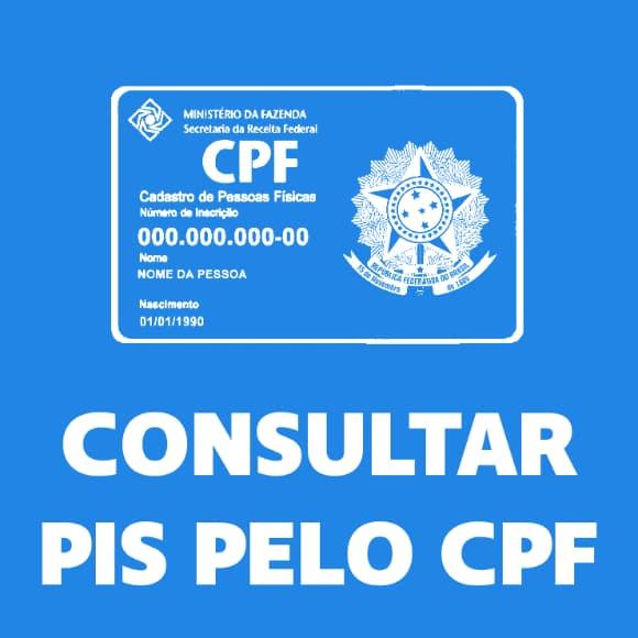 Consultar Saldo do PIS com CPF